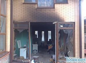 В Новочеркасске в частном доме произошел взрыв бытового газа