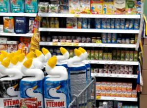 Средством для чистки унитазов попытались отравить маленьких детей в «Пятерочке» Ростова