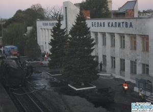 Машинист потерпевшего крушение в Белой Калитве грузового поезда и его помощник предстанут перед судом