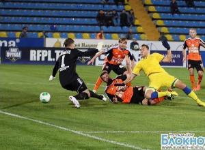 «Ростов» упустил победу в матче с «Уралом»