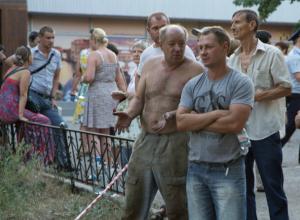 Правительство выделит пострадавшим от ростовского пожара более полумиллиарда рублей