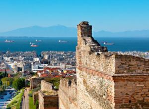 На отдых из Ростова в греческие Салоники смогут летать пассажиры «Платова» в сезон отпусков