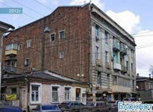 В Ростове в историческом здании незаконно сделали кафе