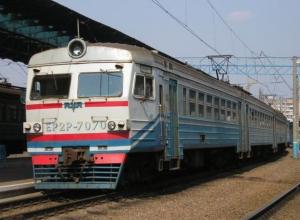 РЖД запланировали отмену 54 электричек в Ростовской области