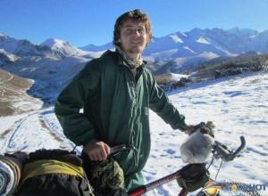 В Ростове встретили путешественника, дважды проехавшего Азию на велосипеде