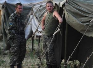 Группа из 17 украинских военных перешла через границу в Ростовской области и попросила убежища
