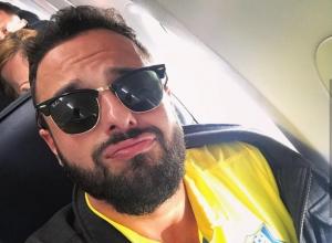 Ставший кумиром миллионов бразильский болельщик Томер снова прилетает в Ростов