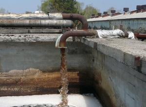 В Ростове устранили сброс  канализационных стоков в Темерник