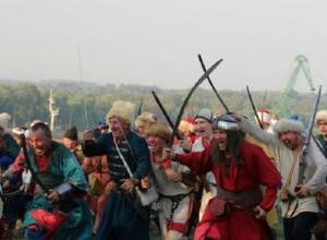 На два миллиона рублей настреляют и напляшут улюлюкающие казаки под Ростовом