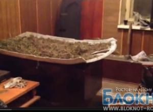 В Ростове арестованы полицейские, которые хранили наркотики и боеприпасы