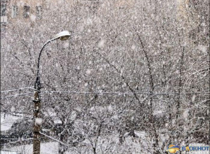 В ближайшие выходные в Ростове-на-Дону ожидается снег