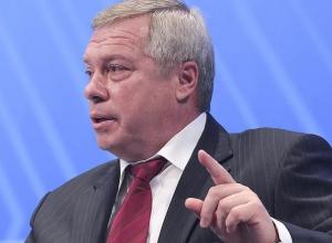 Василия Голубева могут назначить управляющим делами президента