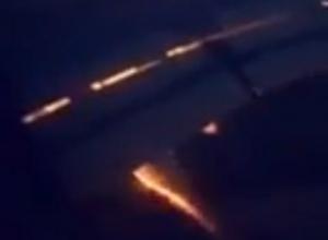 С огоньком долетела до Ростова на загоревшемся самолете сборная Саудовской Аравии