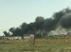 Масштабные пожары продолжили «прогуливаться» по Ростову и области