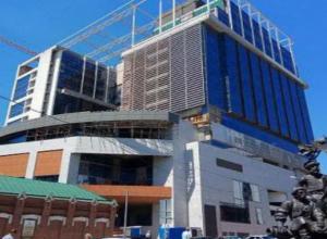 У многострадального отеля Hyatt  снова появился шанс достроиться к чемпионату мира