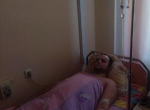 Лидер «Новороссии» Павел Губарев остается в ростовской больнице