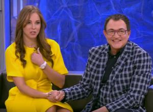 Дмитрий Дибров в эфире «Пусть говорят» призвал мужей не мешать врачам принимать роды у жен