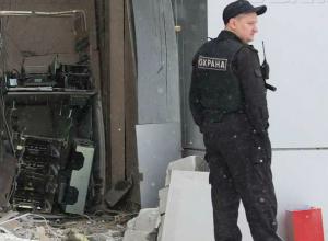 Ударной волной от взорвавшегося в супермаркете банкомата накрыло станицу Ростовской области