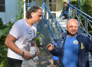 Экс-тренер футбольного клуба «Ростов» Миодраг Божович попрощался с командой