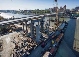 Ворошиловский мост с лифтами в Ростове решили открыть к 80-летию области