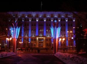 План мероприятий, посвященных празднованию Нового 2014 года в Ростове-на-Дону
