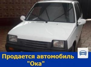 Отечественный автомобиль в хорошем состоянии продается в Ростове