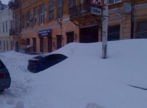 В Ростовской области аномально холодная погода сохранится с 31 января по 1 февраля