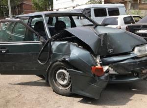 Молодой рецидивист угнал и разбил автомобиль своего «тестя» в Ростове
