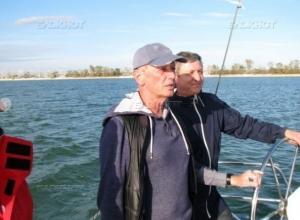 Сатирик Михаил Задорнов приехал в Ростовскую область на съемки фильма