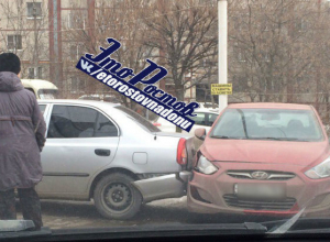 Курьезное ДТП в Ростове устроил автомобиль без водителя