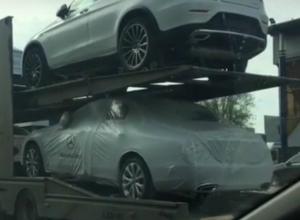 Невероятное восхищение от запакованных Mercedes показал на видео «провинциал» из Ростова