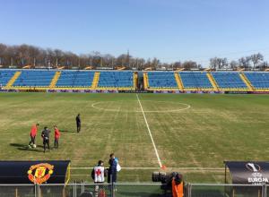«Ростову» запретили проводить футбольные матчи на скандальном поле стадиона «Олимп-2»