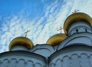 Две церкви могут возвести на набережной реки Темерник в Ростове