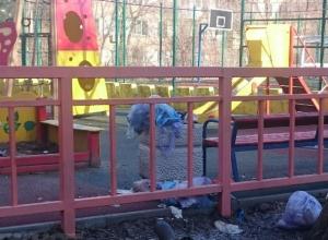 Власти после критической статьи «Блокнота Ростова» смогли «вернуть детство» маленьким жителям Октябрьского района