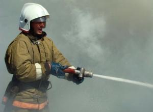 В Ростовской области в пожаре в частном доме погибли мужчина и женщина