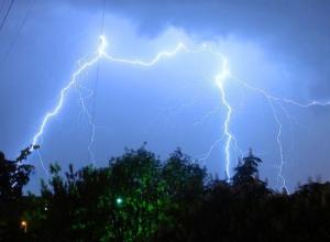 В Ростовской области в ближайшие часы ожидается ливень с градом