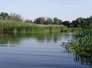 В Ростовской области спасатели из реки достали «Ладу Калину» с погибшим водителем