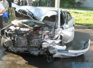 В ДТП в Первомайском районе Ростова погибли два человека