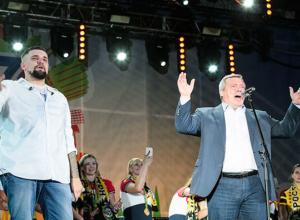 Василий Голубев с подозрением относится к концерту Басты на «Ростов-арене»