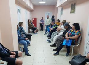 Ростовчане раскритиковали бесплатное медицинское обслуживание города