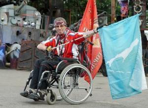Парализованный путешественник из Таганрога за 180 дней проехал 20 тысяч километров