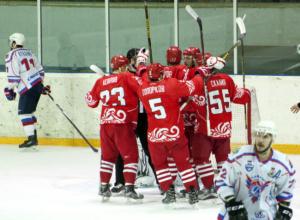 Волевую победу в первом матче финала Кубка Федерации одержал «Ростов»