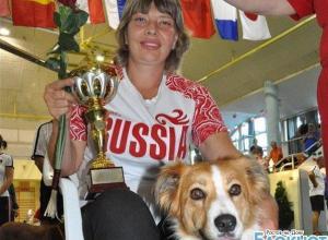 Ростовчанка стала бронзовым призером Чемпионата мира по парааджилити