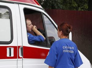 Немецкая овчарка жестоко искусала приехавшую на вызов фельдшера скорой помощи в Ростовской области