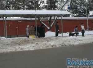 Ростовских коммунальщиков оштрафовали за плохую уборку снега
