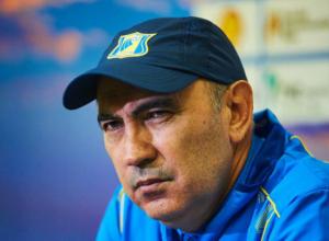 Курбан Бердыев попрощался с болельщиками «Ростова»