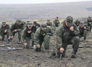 Массовая драка с серьезными последствиями произошла на военном полигоне под Ростовом