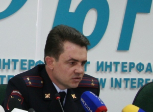 Начальник ГИБДД по Ростовской области Сергей Моргачев вышел на работу