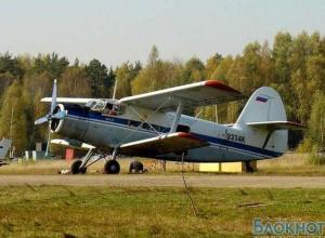 В Ростовской области АН-2 засекли над военным аэродромом