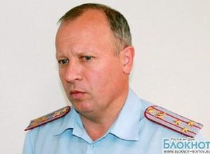 Начальник ростовской ГИБДД Игорь Безотосный ответит на вопросы службы собственной безопасности